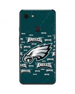 Philadelphia Eagles Blast Google Pixel 3 XL Skin