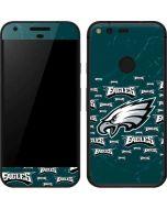 Philadelphia Eagles Blast Google Pixel Skin