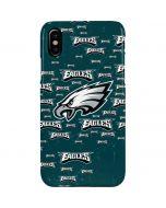 Philadelphia Eagles Blast iPhone XS Max Lite Case