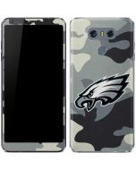 Philadelphia Eagles Camo LG G6 Skin