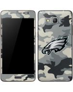 Philadelphia Eagles Camo Galaxy Grand Prime Skin