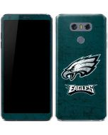 Philadelphia Eagles Distressed LG G6 Skin