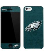 Philadelphia Eagles Distressed iPhone 5c Skin