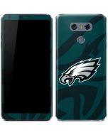 Philadelphia Eagles Double Vision LG G6 Skin