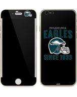 Philadelphia Eagles Helmet iPhone 6/6s Skin