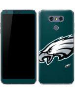 Philadelphia Eagles Large Logo LG G6 Skin