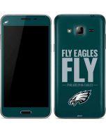 Philadelphia Eagles Team Motto Galaxy J3 Skin