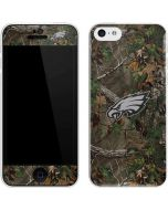 Philadelphia Eagles Realtree Xtra Green Camo iPhone 5c Skin