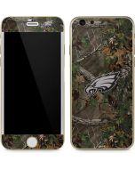Philadelphia Eagles Realtree Xtra Green Camo iPhone 6/6s Skin