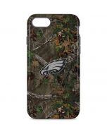 Philadelphia Eagles Realtree Xtra Green Camo iPhone 8 Pro Case