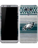 Philadelphia Eagles Trailblazer LG G6 Skin