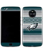 Philadelphia Eagles Trailblazer Moto X4 Skin