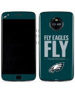 Philadelphia Eagles Team Motto Moto X4 Skin
