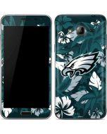 Philadelphia Eagles Tropical Print Galaxy J3 Skin