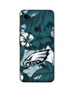 Philadelphia Eagles Tropical Print Google Pixel 3a Skin