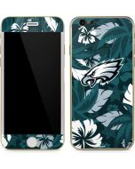 Philadelphia Eagles Tropical Print iPhone 6/6s Skin