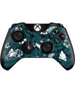 Philadelphia Eagles Tropical Print Xbox One Controller Skin