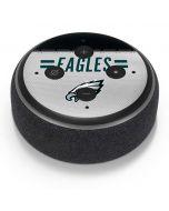 Philadelphia Eagles White Striped Amazon Echo Dot Skin