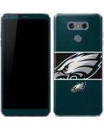 Philadelphia Eagles Zone Block LG G6 Skin