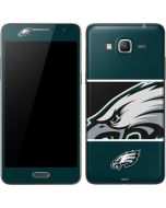 Philadelphia Eagles Zone Block Galaxy Grand Prime Skin
