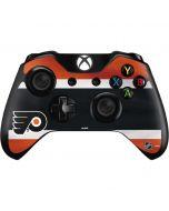 Philadelphia Flyers Alternate Jersey Xbox One Controller Skin