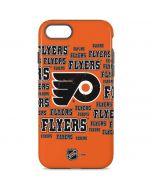 Philadelphia Flyers Blast iPhone 8 Pro Case