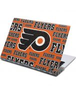 Philadelphia Flyers Blast Yoga 910 2-in-1 14in Touch-Screen Skin