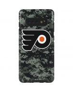 Philadelphia Flyers Camo Galaxy S10 Plus Pro Case