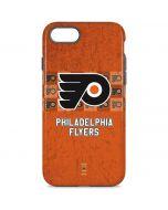 Philadelphia Flyers Design iPhone 8 Pro Case