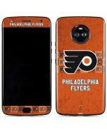 Philadelphia Flyers Design Moto X4 Skin