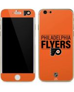 Philadelphia Flyers Lineup iPhone 6/6s Skin