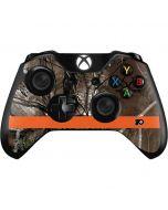 Philadelphia Flyers Realtree Xtra Camo Xbox One Controller Skin