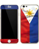 Philippines Flag iPhone 6/6s Skin