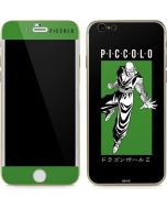 Piccolo Combat iPhone 6/6s Skin