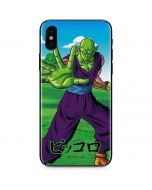 Piccolo Power Punch iPhone X Skin