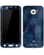 Pisces Constellation Galaxy S6 Edge Skin