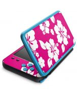 Pink and White 2DS XL (2017) Skin