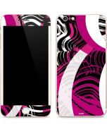 Pink and White Hipster iPhone 6/6s Plus Skin