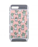 Pink Cactus iPhone 8 Plus Cargo Case
