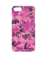 Pink Camouflage iPhone 8 Lite Case