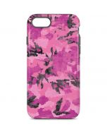 Pink Camouflage iPhone 8 Pro Case
