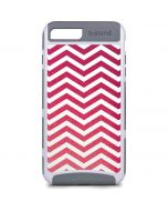 Pink Chevron iPhone 8 Plus Cargo Case