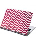 Pink Chevron Yoga 910 2-in-1 14in Touch-Screen Skin