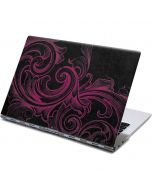 Pink Flourish Yoga 910 2-in-1 14in Touch-Screen Skin