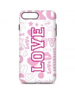 Pink Lover iPhone 7 Plus Pro Case