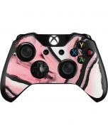 Pink Marble Ink Xbox One Controller Skin