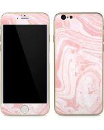 Pink Marbling iPhone 6/6s Skin