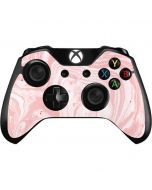 Pink Marbling Xbox One Controller Skin