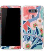 Pink Spring Flowers LG G6 Skin