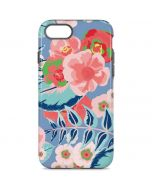 Pink Spring Flowers iPhone 8 Pro Case